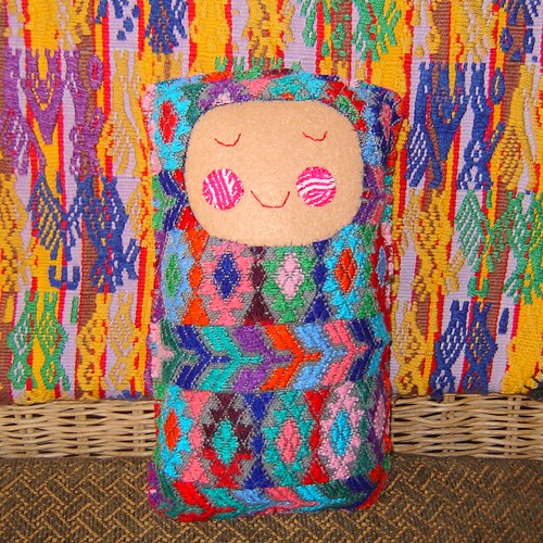 Recycled Huipil Simple Baby Doll | by lachapina