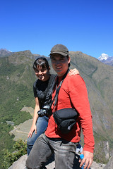 on the top of wayna picchu | by ..vanessa..
