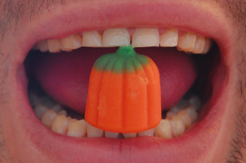 mellowcreme pumpkin teeth (59/365) | by reallyboring