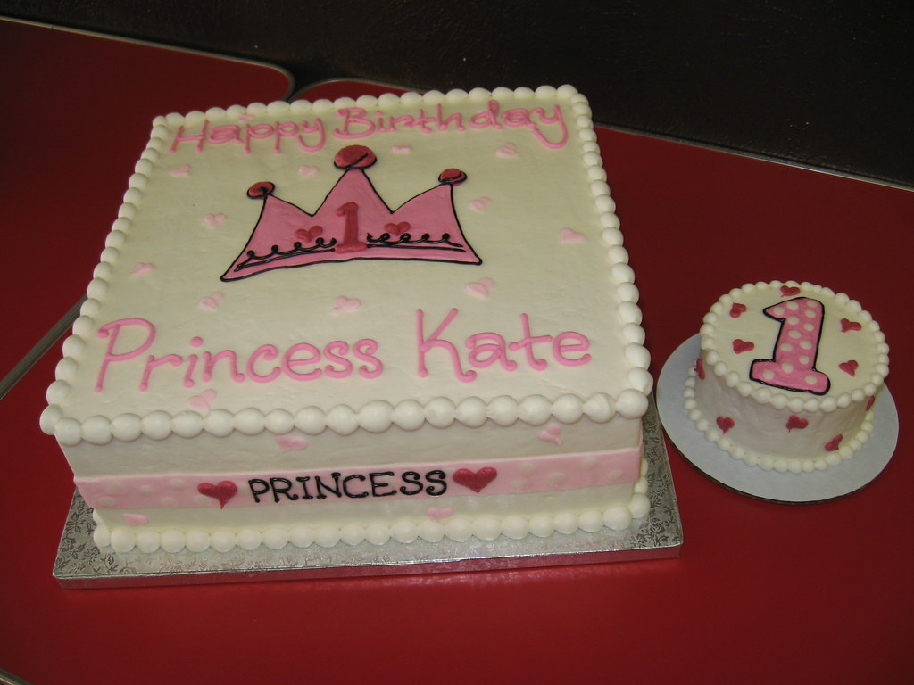 Happy Birthday Princess Kate Eat My Cake Flickr
