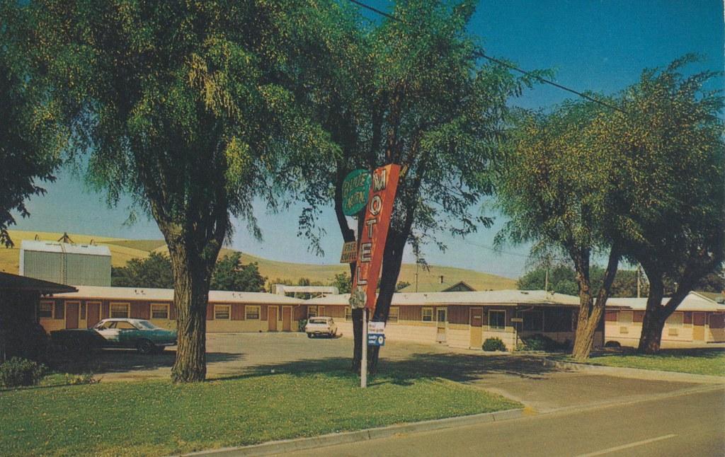 Blue Mountain Motel - Dayton, Washington