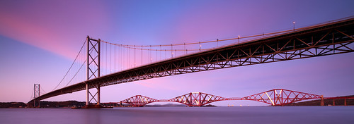 Forth Bridges Sunset | by Duncan_Smith