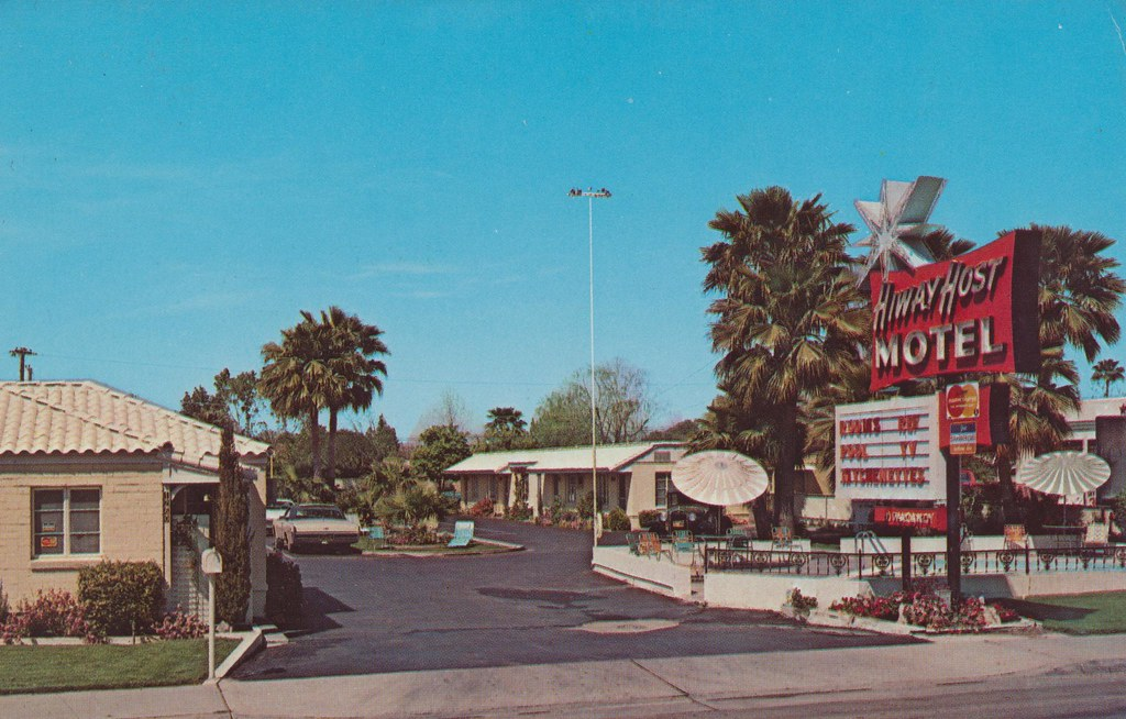 Hiway Host Motel - Mesa, Arizona