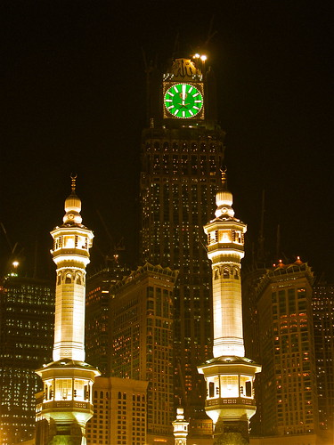 The Biggest clock tower in the world Makkah Clock Royal Tower | by faruk aksoy photography1-away