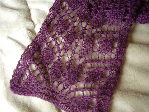 Knitting Jobs Nz : Branching out plum i made another of the