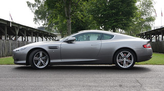 Aston Martin DB9 | by exfordy