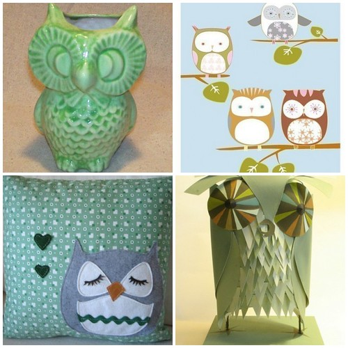 owl home decor by just tory - Owl Home Decor