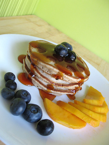 Whole wheat pancake #8 | by foodpr0n.com
