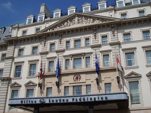 Hilton Paddington Hotel Postcode