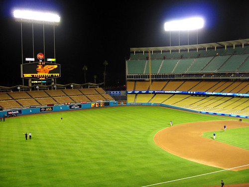 Dodgers Stadium - field 353 | by iamgros