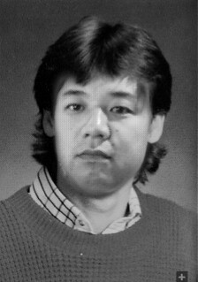 80 s feathered hair hoon from yearbookyourself com flickr