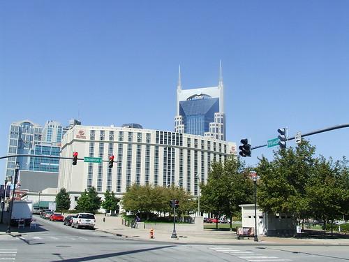 Hilton Hotel Nashville