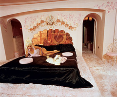 Jane Mansfield's bed | by lorryx3