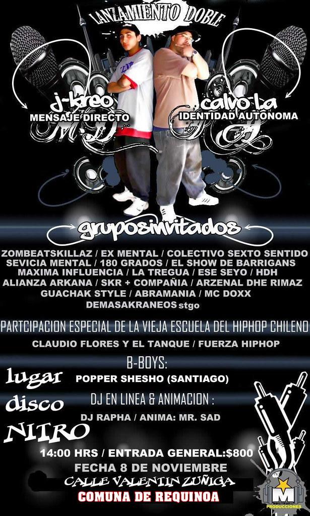 c00cf0fede CL ®     La Zona del Hip Hop en