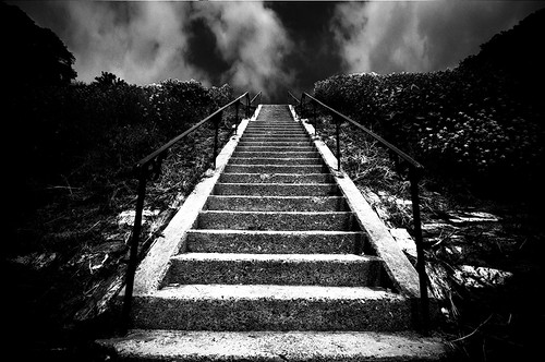 Stairway to Nowhere | by skersting66
