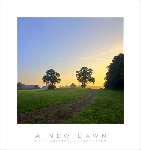 A New Dawn - Clumber Park, Nottinghamshire | by dougchinnery.com