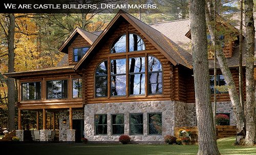Awesome wooden homes   While the exterior of the home should…   Flickr