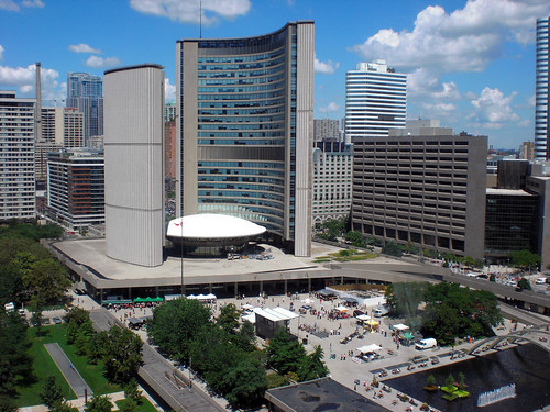 Toronto City Hall | by -Jérôme-