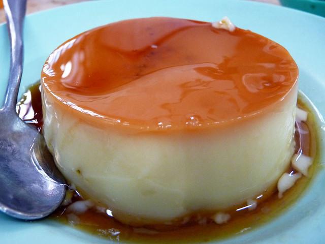 Ipoh Thean Chun - creme custard