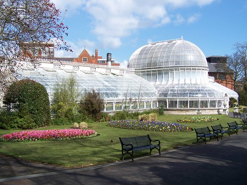 Palm House Botanical Gardens The Palm House Is One Of The Flickr