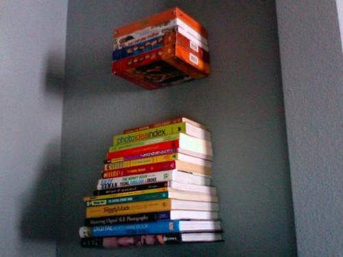 Umbra Conceal Bookshelves