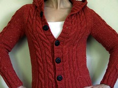 FO: Central Park Hoodie | by iSeL Knits
