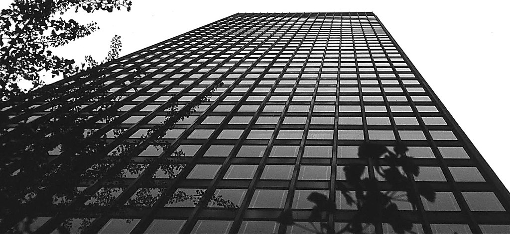 Mies Van Der Rohe Architect Seagram Building New York Flickr