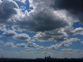 Clouds on Toronto | by joshkoon
