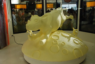 Butter Sculpture | by Joe Shlabotnik