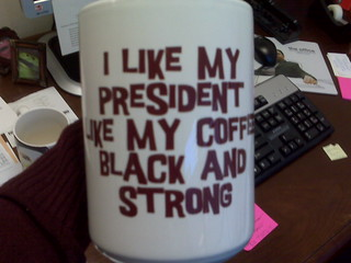 the best obama mug ever! | by felsull
