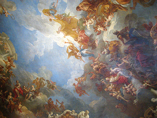 unbelievable ceiling paintings the ceiling paintings in ve…