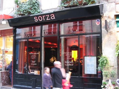 Restaurant Sorza Ile Saint Louis