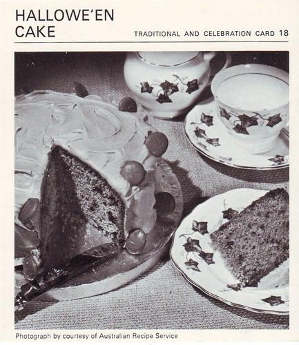 Ginger Chocolate Cake Martha Stewart