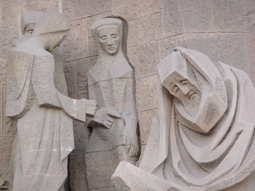Detail of Sagrada Familia | by Martin Dougiamas