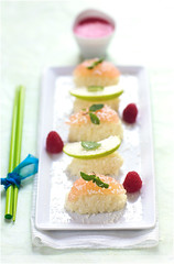 Fruit Sushi | by La tartine gourmande