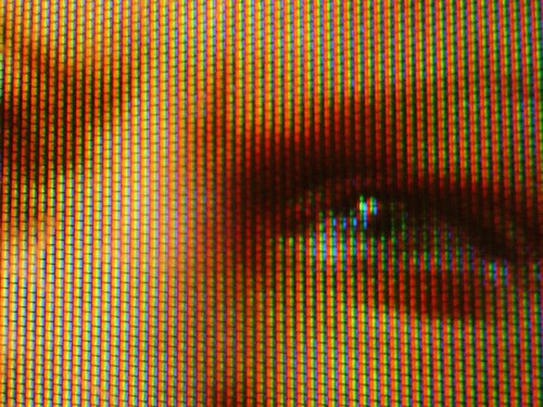 Television Face Close-up | by martinhoward