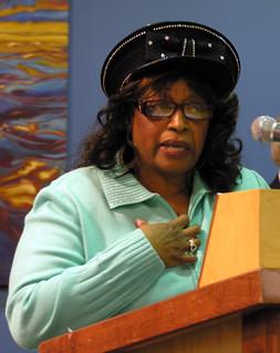 U.S. Congresswoman Corrine Brown