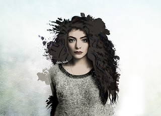 LORDE | by Ton.