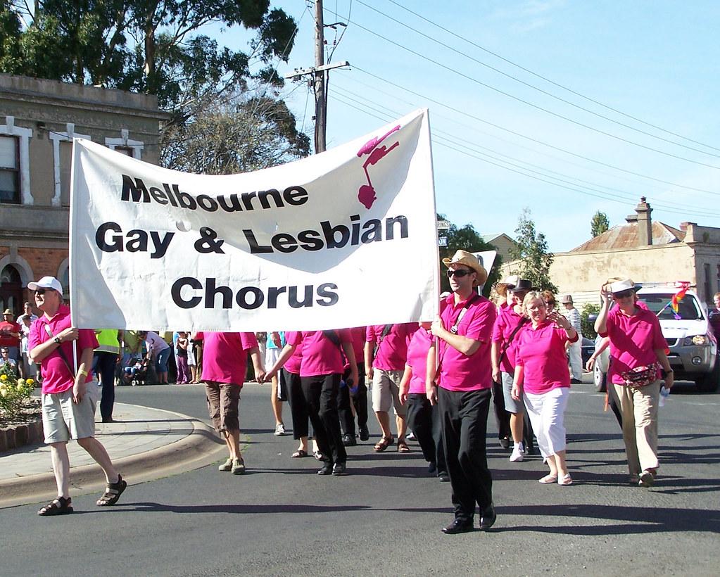 Gay lesbian chrous festival 2008
