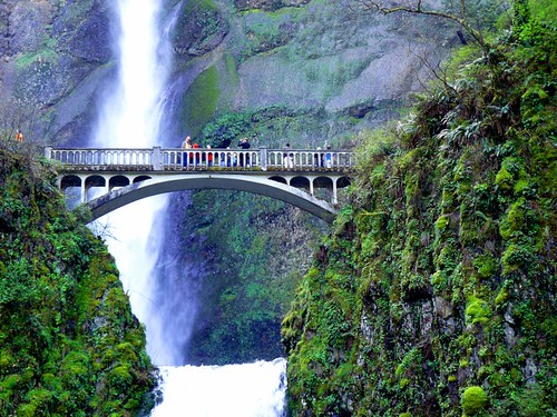 Multnomah Falls, 1 | by ...-Wink-...