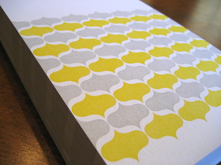 Malaga Note Cards Open Stack | by Anemone Letterpress