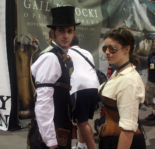 Steam Punk Costumes | by ewen and donabel