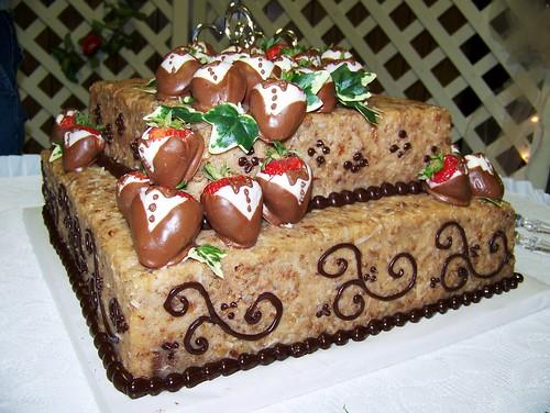 Groom S Cake By Jesica Thien Gretchen Flickr