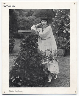 Florine Stettheimer | by Smithsonian Institution