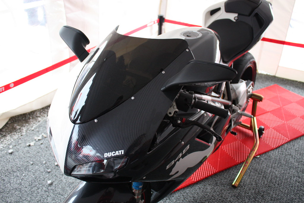 Red Bull Indianapolis Moto Gp Ducati 848 Carbon Fiber Flickr