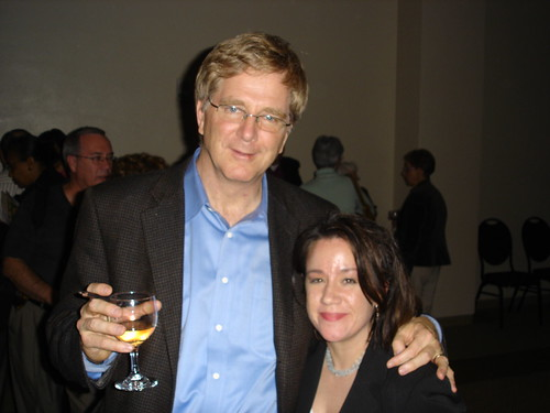 Rick Steves Elevate Lecture-November 2008 057 | by HoustonPBS