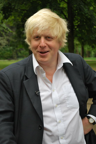 Boris Johnson In Sydney