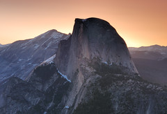 Half Dome before Sunrise | by davidkiene