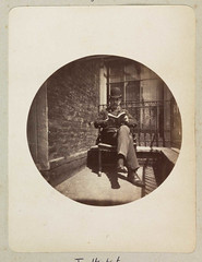 Seated man reading a book | by National Science and Media Museum