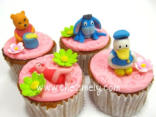 Figurines Cupcakes | by Chez Mely